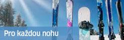 Půjčovna a servis lyží Tendr Deštné