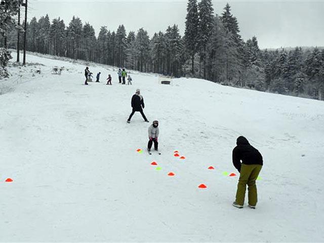 Lyžařská škola pro děti Orlické hory, Deštné