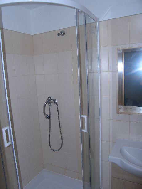 Ubytování v chatě Kačenka - koupelna