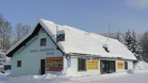 Půjčovna a servis lyží Tendr Deštné v Orlických horách