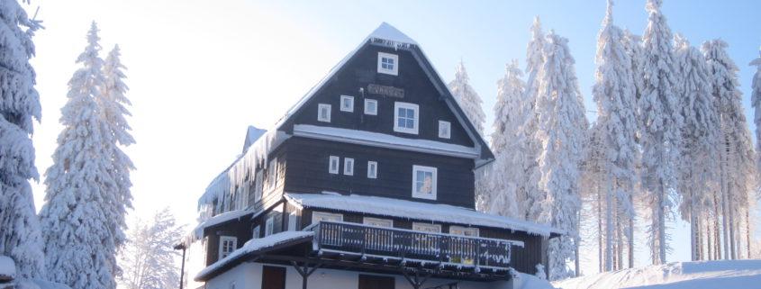 chata Kačenka Šerlišský mlýn