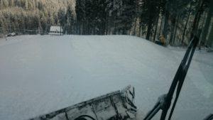 sněhu dost