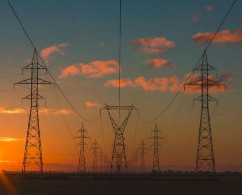 Výpadek elektrického proudu na vleku